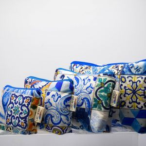 Bolsa T4#Azulejos