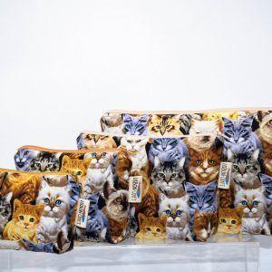 Bolsa T1#Focinhos de gatos